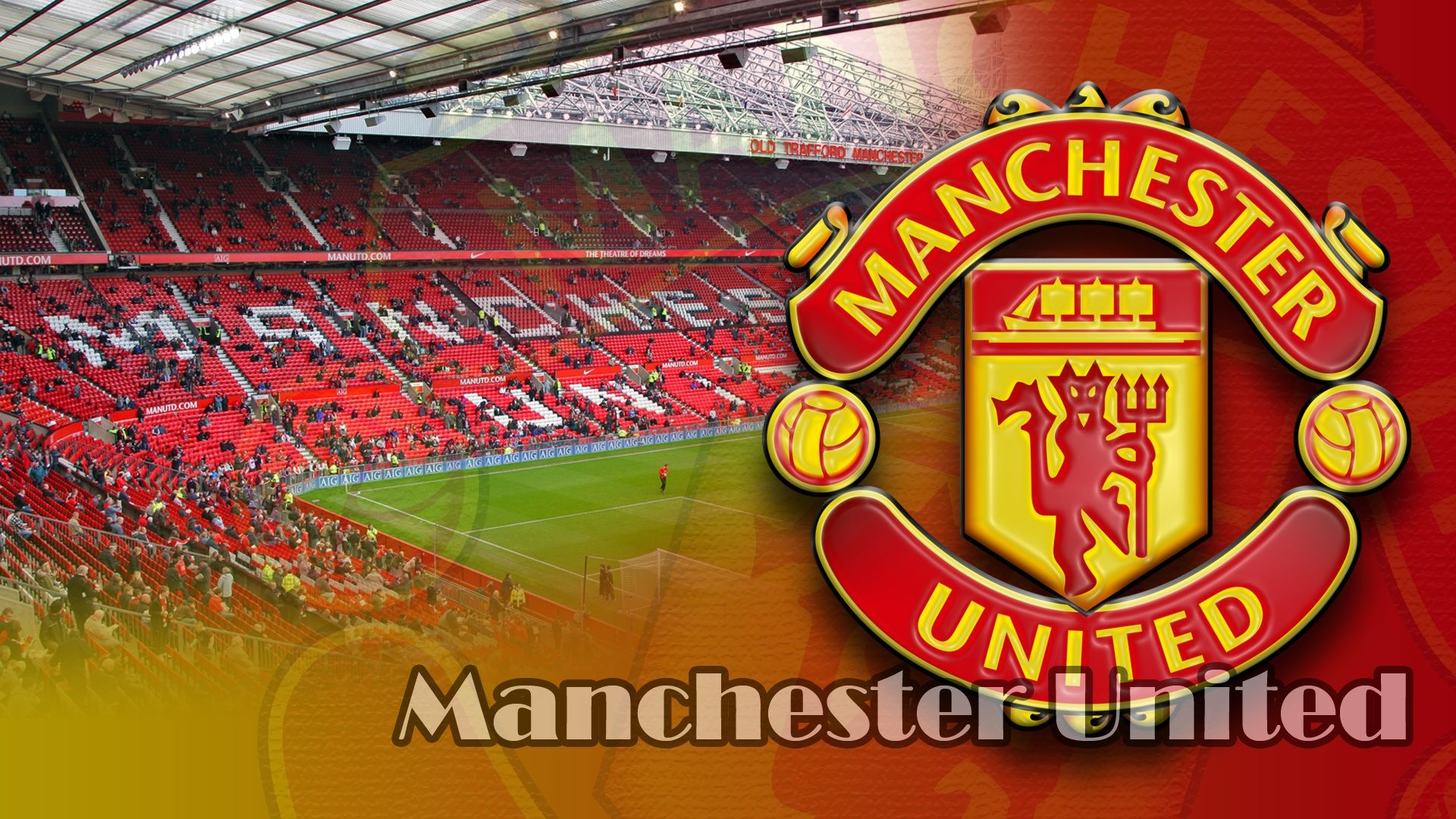 Download Mobile Wallpaper Sports Logos Football Manchester