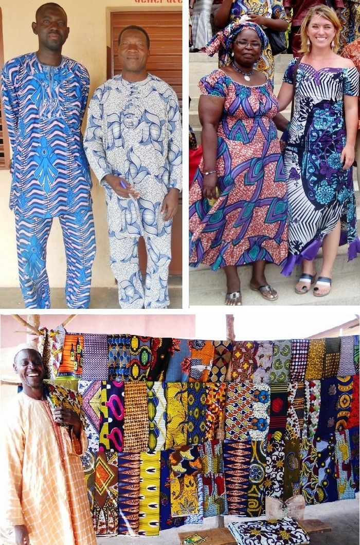 West African Clothing