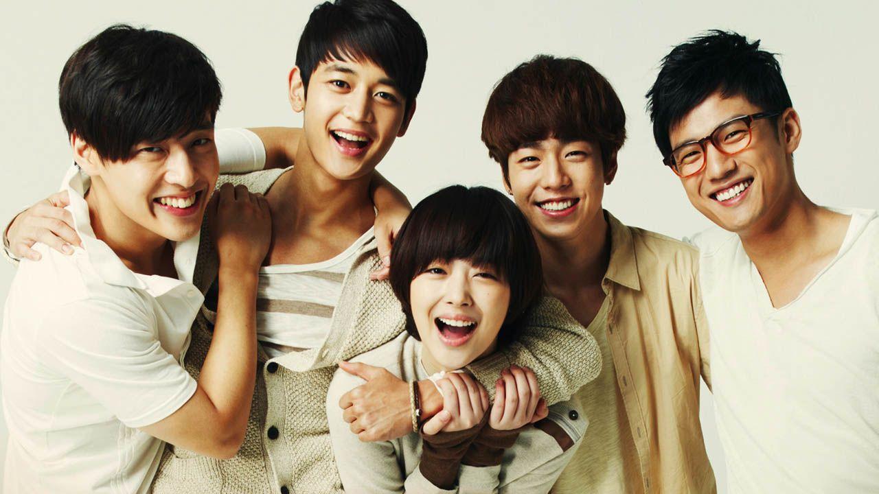 Korean Dramas Wallpaper To The Beautiful You Best Romantic Comedies Korean Drama Beautiful You Korean Drama