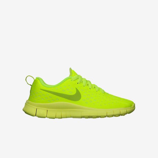 Nike Free Express (3.5y-7y) Kids' Running Shoe