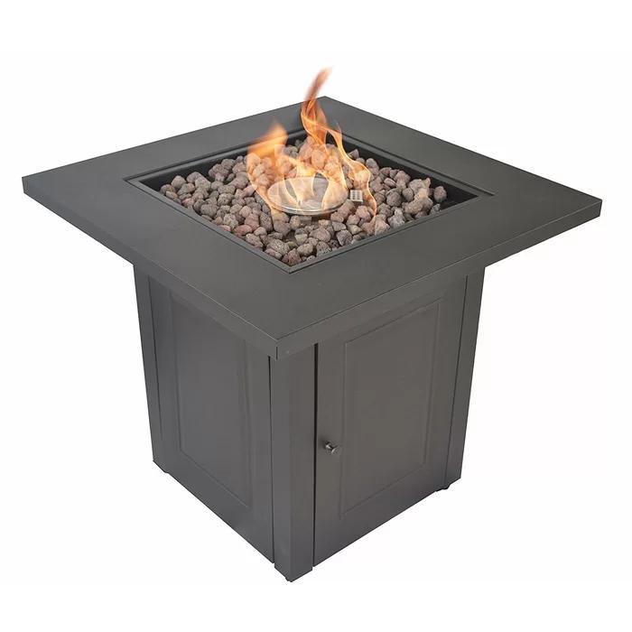 Legacy Heating Steel Propane Fire Pit & Reviews Wayfair