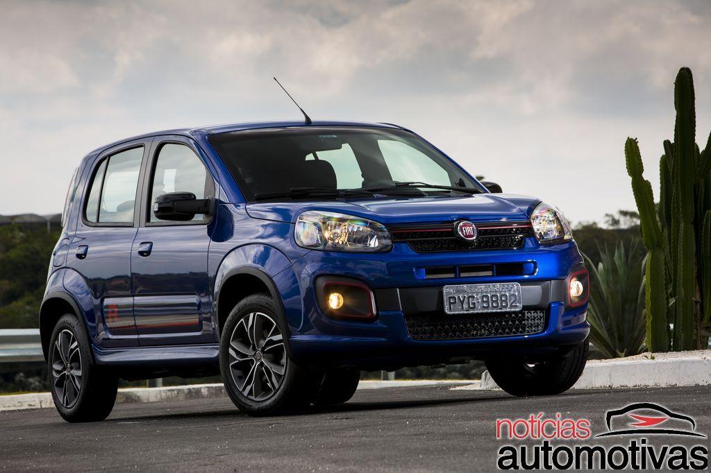 Fiat Uno 2019 Estreara Sua Terceira Reestilizacao Em Junho Sudamerica Compacto