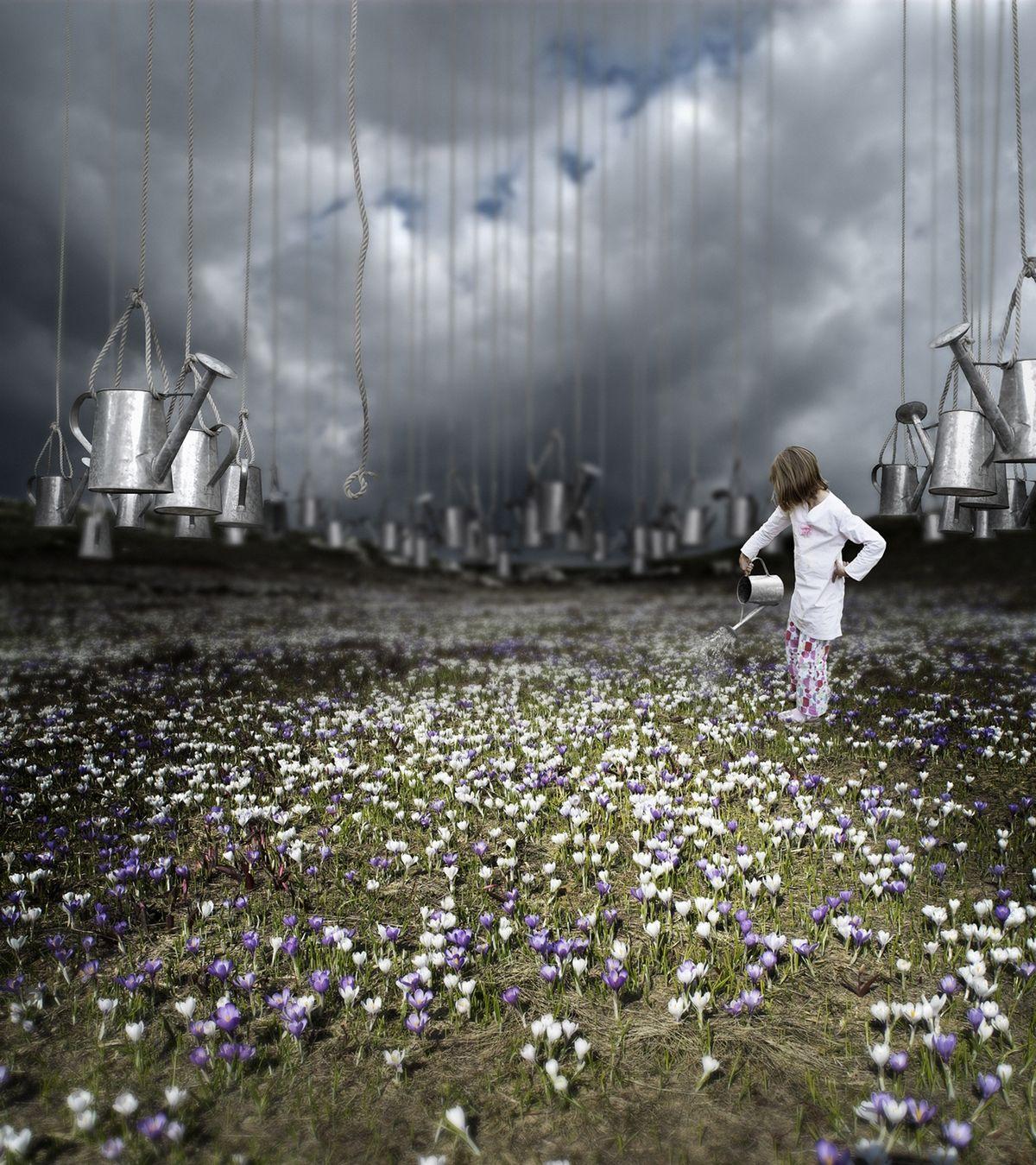 Photo La dernière pluie - Alastair Magnaldo