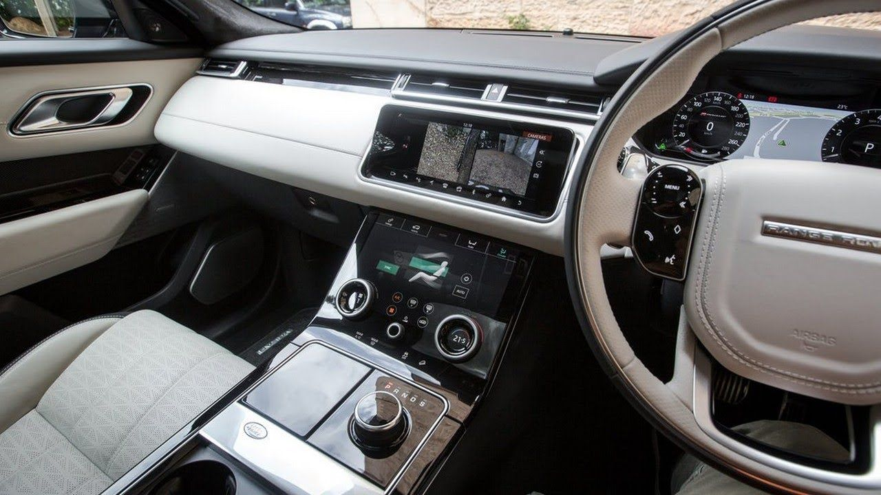 2018 Range Rover Velar P380 First Edition Interior Exterior