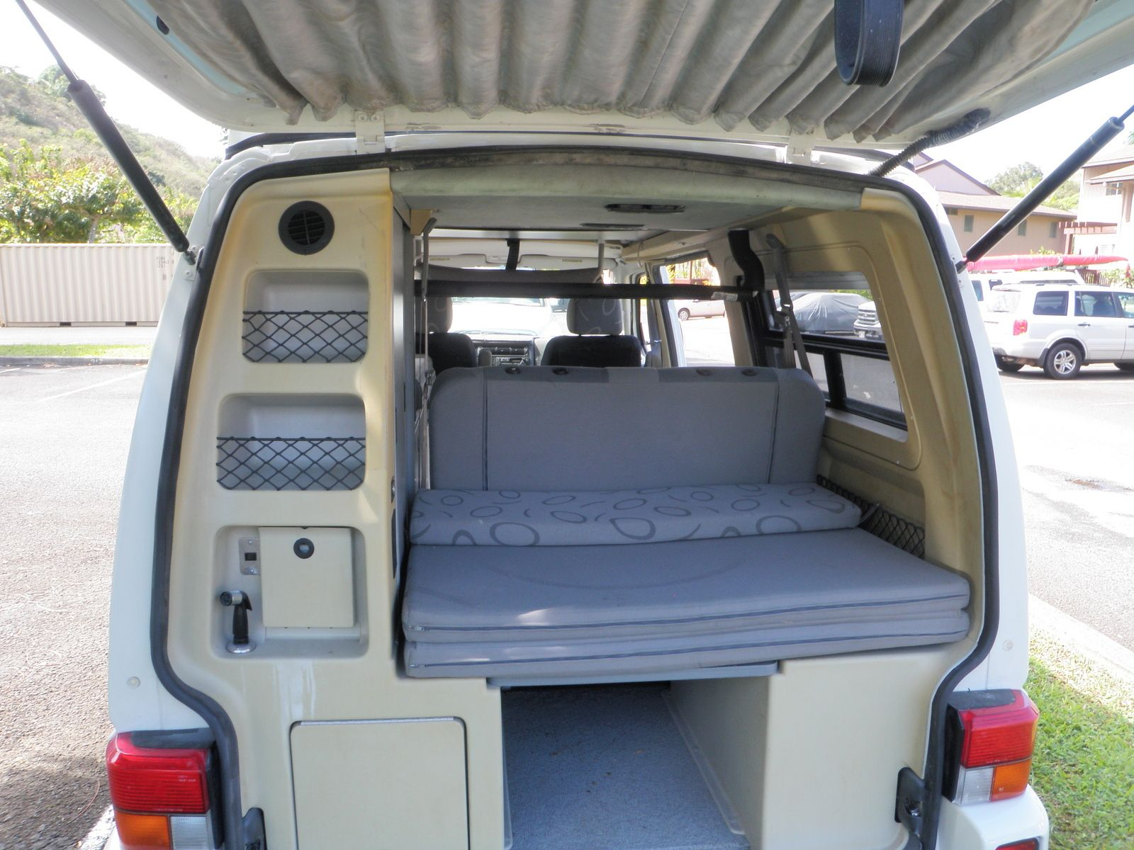 Chevy Astro Van Camper Conversion