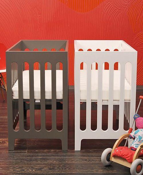 The Mini Crib Is In Bloom Twins Chambre B 233 B 233 Jumelles