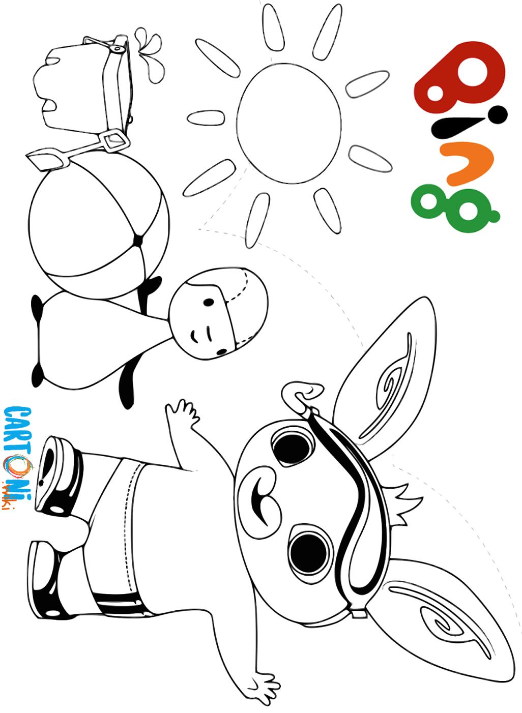 Cartoni animati stampa e colora i disegni del for Cartoni animati da stampare e colorare