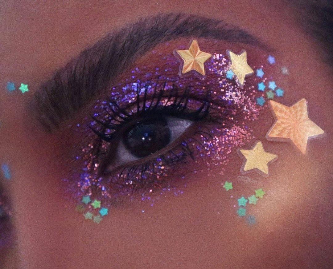 StyleGPS » Euphoria Makeup Looks -   16 euphoria makeup ideas