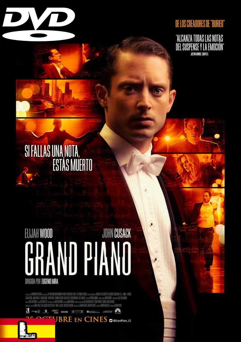 Grand Piano 2013 Dvdrip Latino Grand Piano Free Movies Online Movie Posters