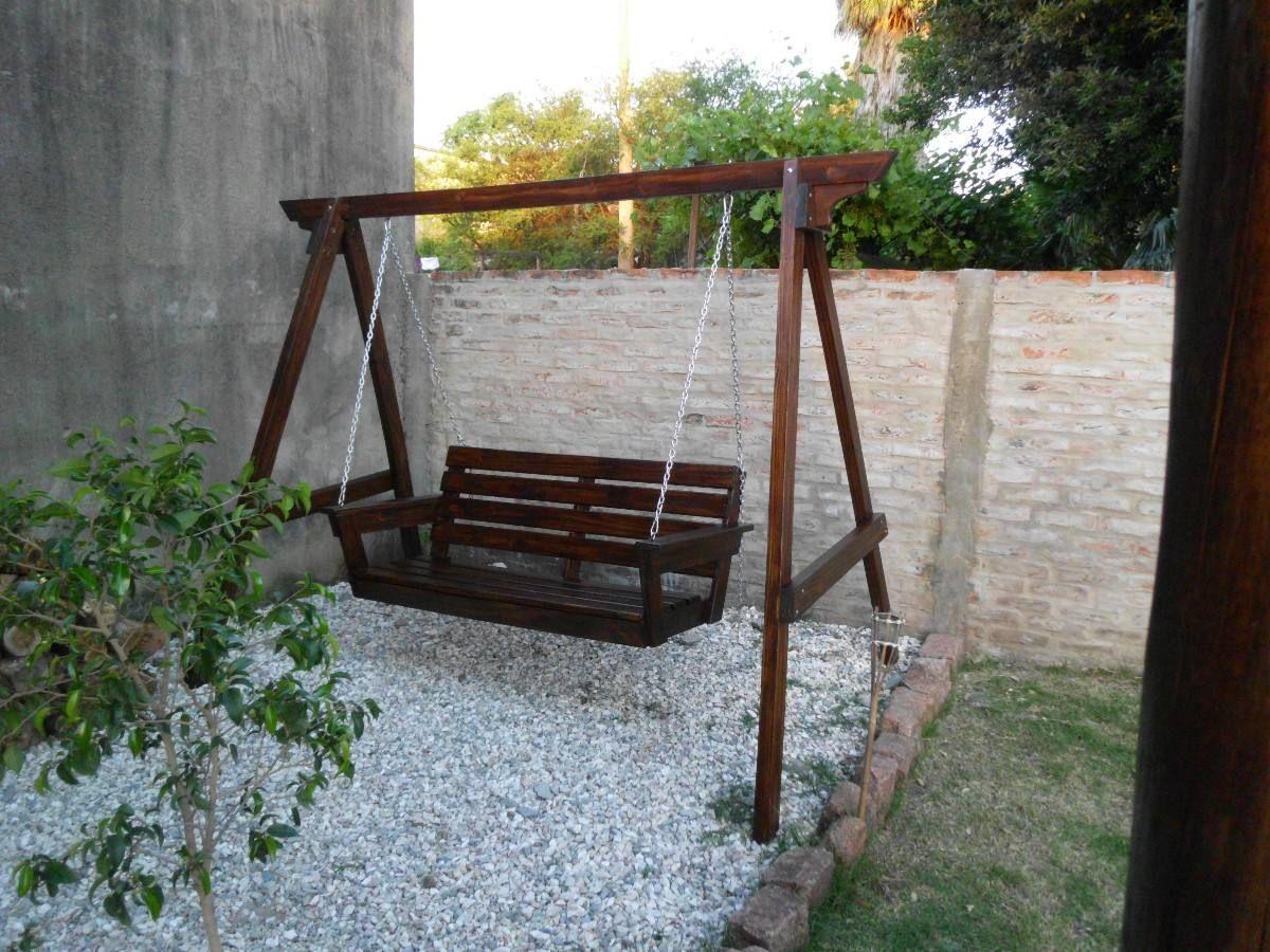 hamaca de madera para jardin buscar con google - Hamacas De Madera