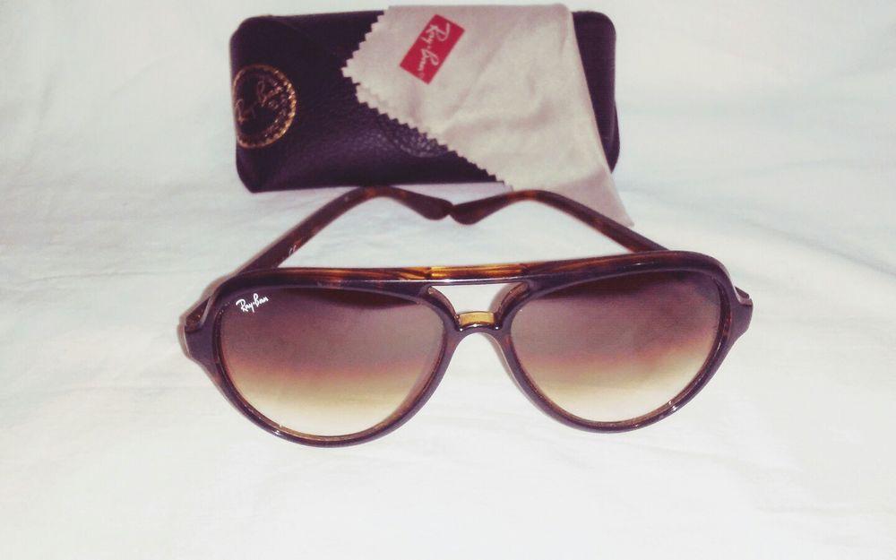 38d85ce832cf Ray Ban Aviator Sunglasses Tortoise Shell MADE ITALY CASE CLOTH (FREE  SHIPPING)  RayBan  Pilot