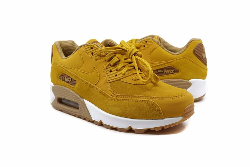 Nike Air Max AirMax 90 SE Mineral Yellow Wmns 7.5 Special