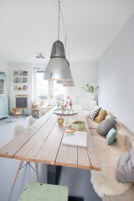 Leuke nieuwbouwwoning in Amersfoort | Pinterest - Eetkamer, Keuken ...