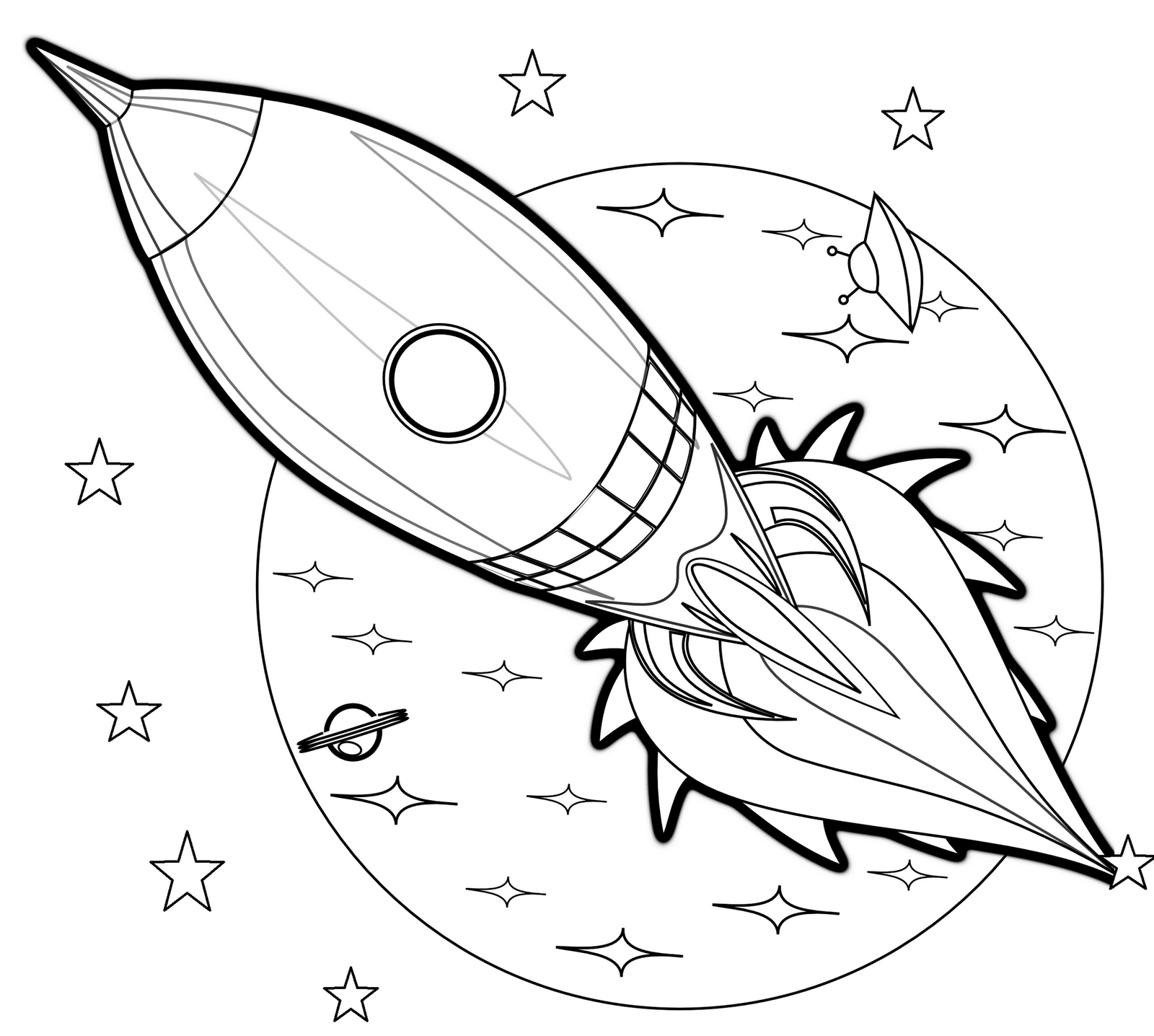 Rocket Aircraft Coloring Books Coloring Books Coloring Pages Color