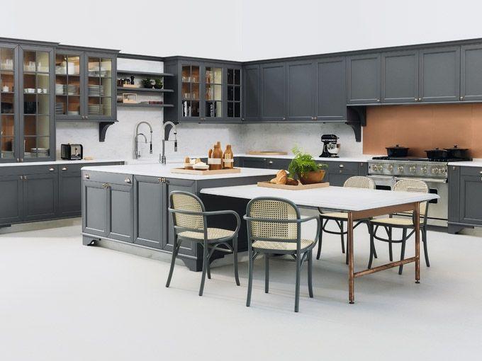 Cozinha casa classica ornare paris collection casa for Casa classica porcelain tile