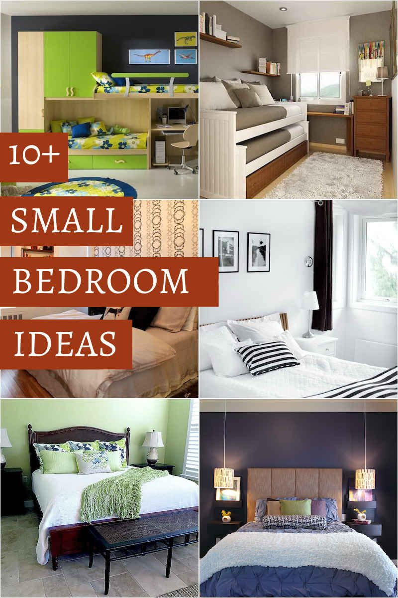 Stora loft bed ideas  How to Make the Most Out of a Small Bedroom  Tiny Bedroom Ideas