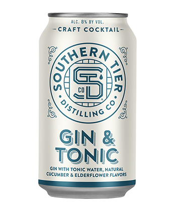 Gin And Tonic Cans