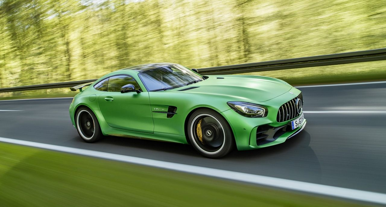 To green hell and back with the Mercedes-AMG GT R | Classic Driver Magazine