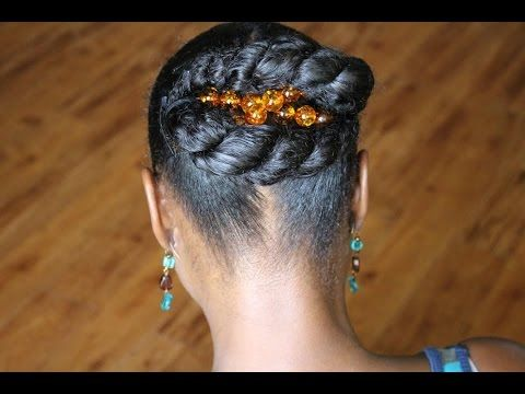 Youtube Coiffure Afro Américain Coiffures Afro