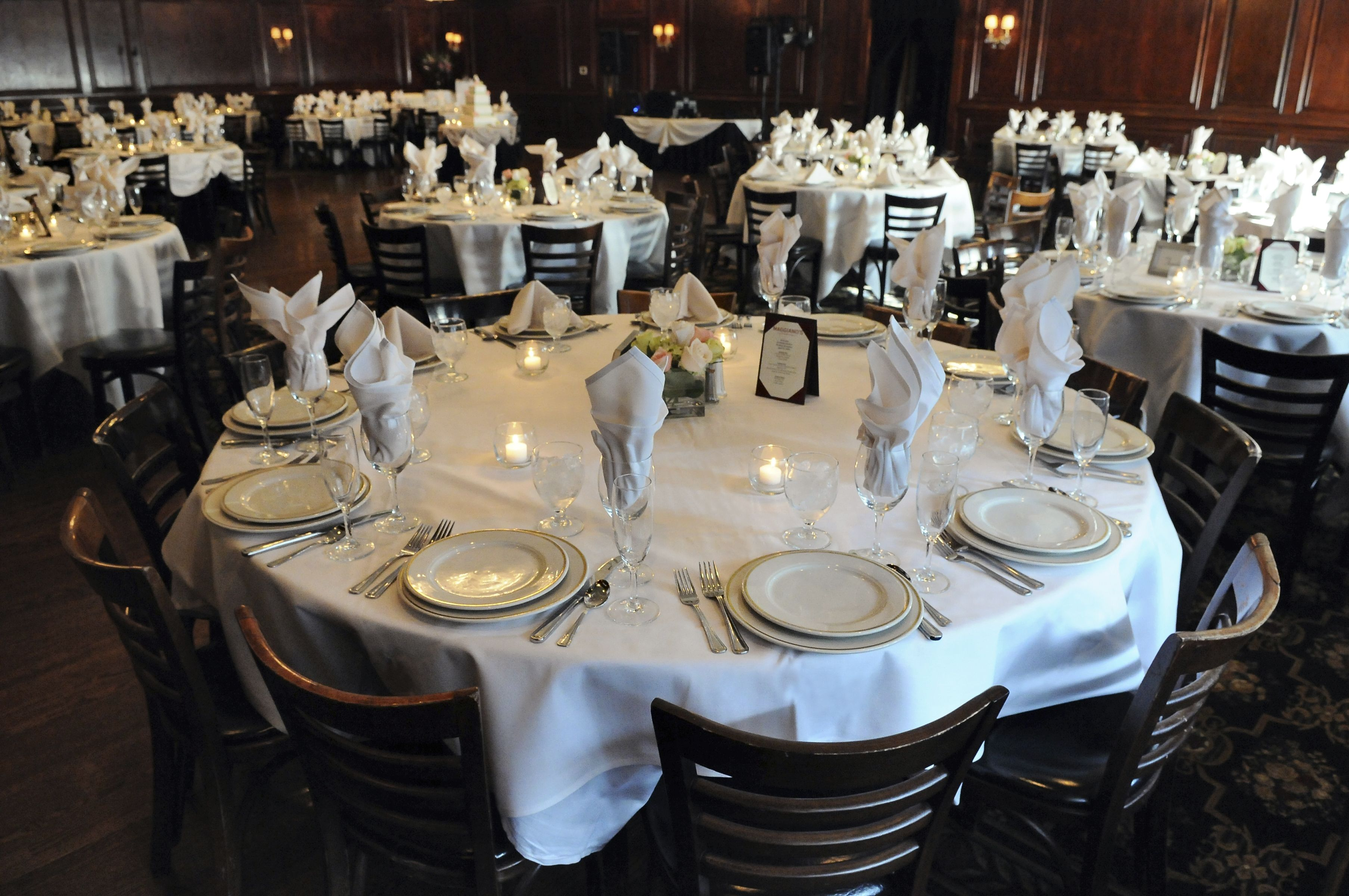 Banquet Style Table Setting & Breathtaking Banquet Style Table Setting Gallery - Best Image Engine ...