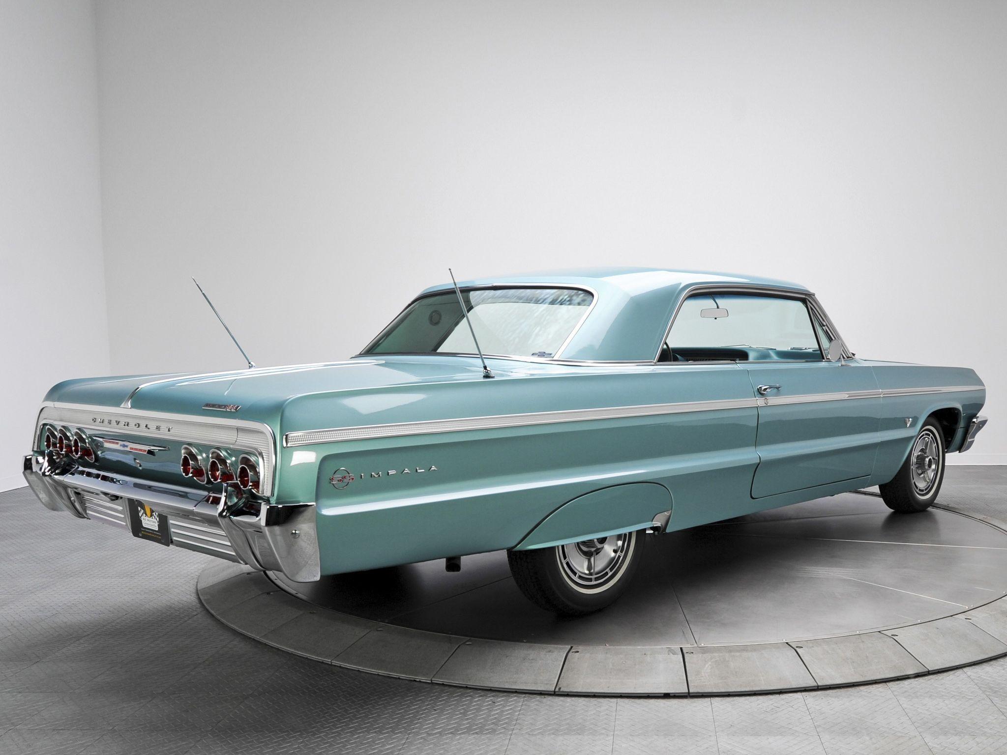 Chevrolet impala ss 1964