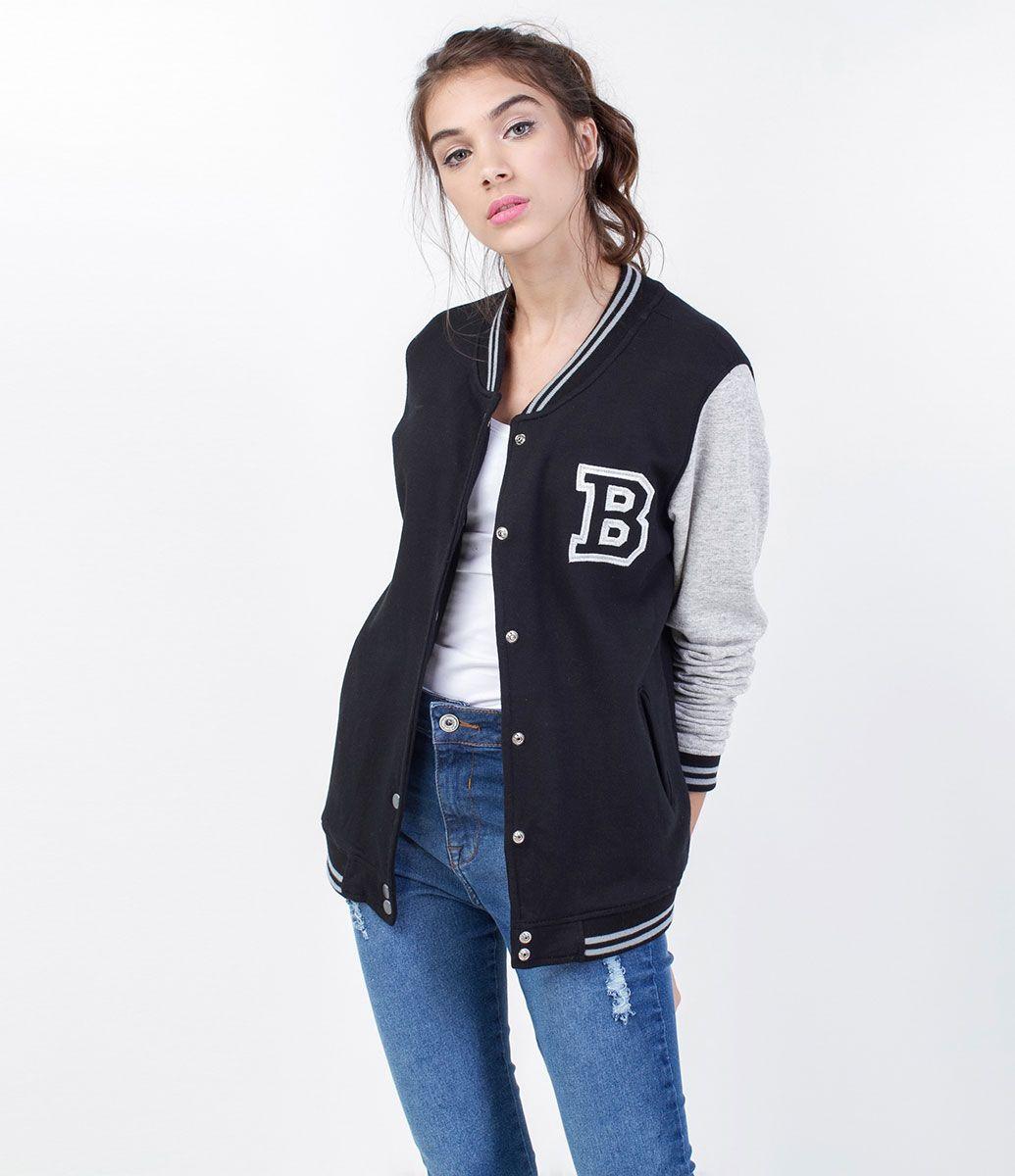 Casaco Varsity Feminino em Moletom - Lojas Renner Cropped Sweater 6d916d4a1f4