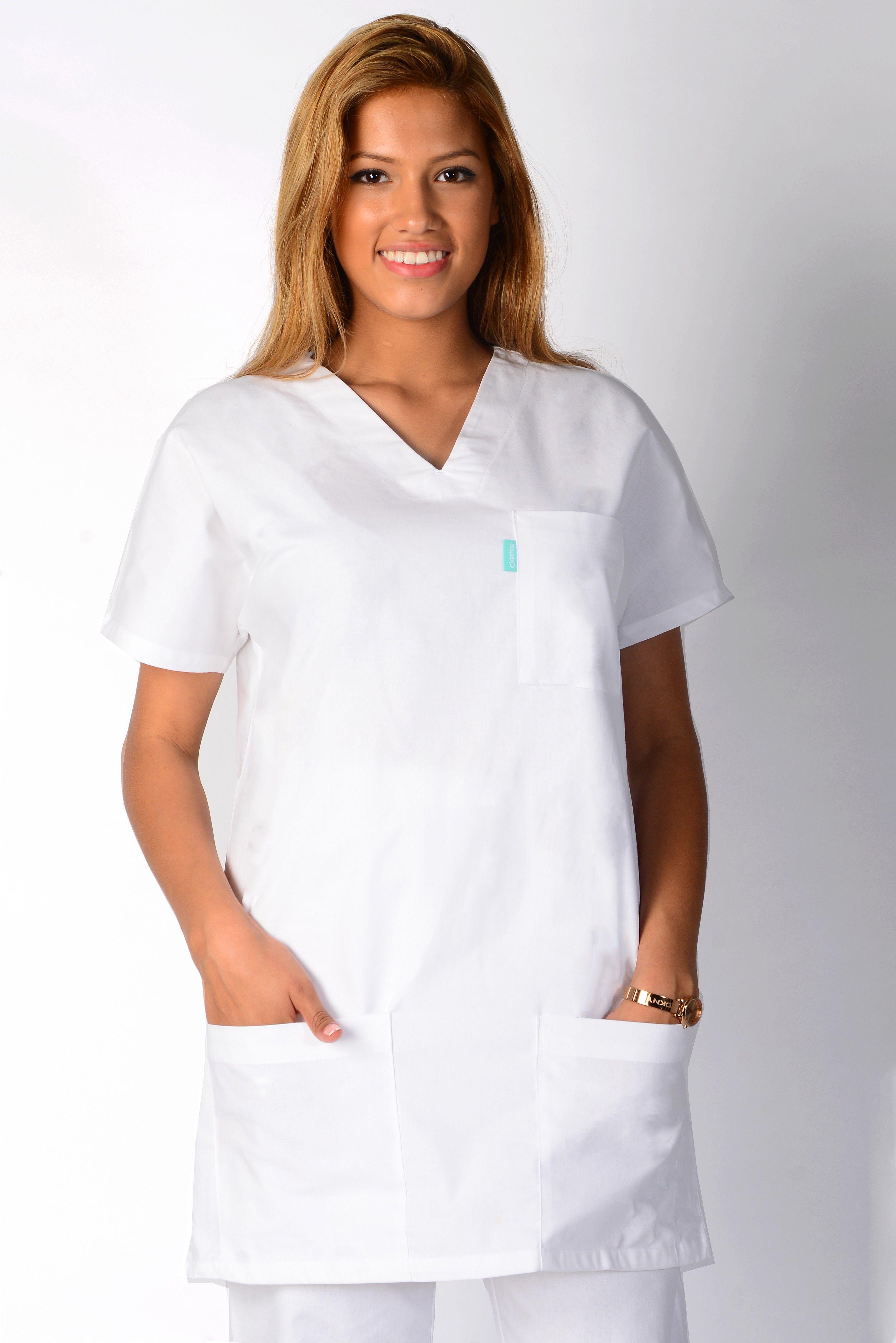81fe12ea75 Tunique Medicale Premier Prix Unisexe Lafont Alexis | nurse | Blouse ...