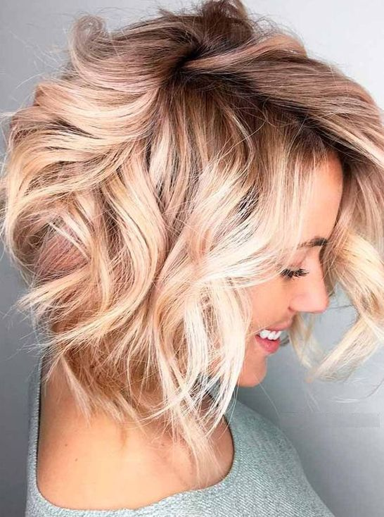 New Ways for Styling Short Hairstyles 2017 for Womens
