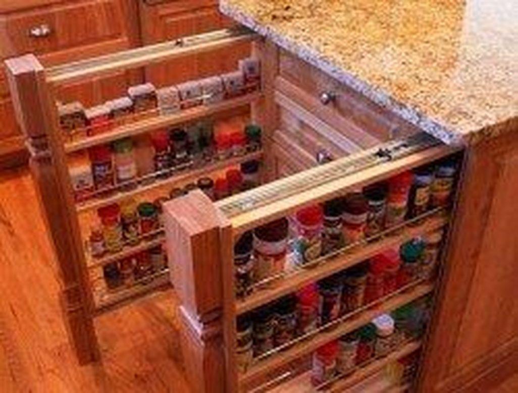 Inspiring Hidden Storage Design Ideas In 2020 Clever Kitchen Storage Hidden Storage Storage Design