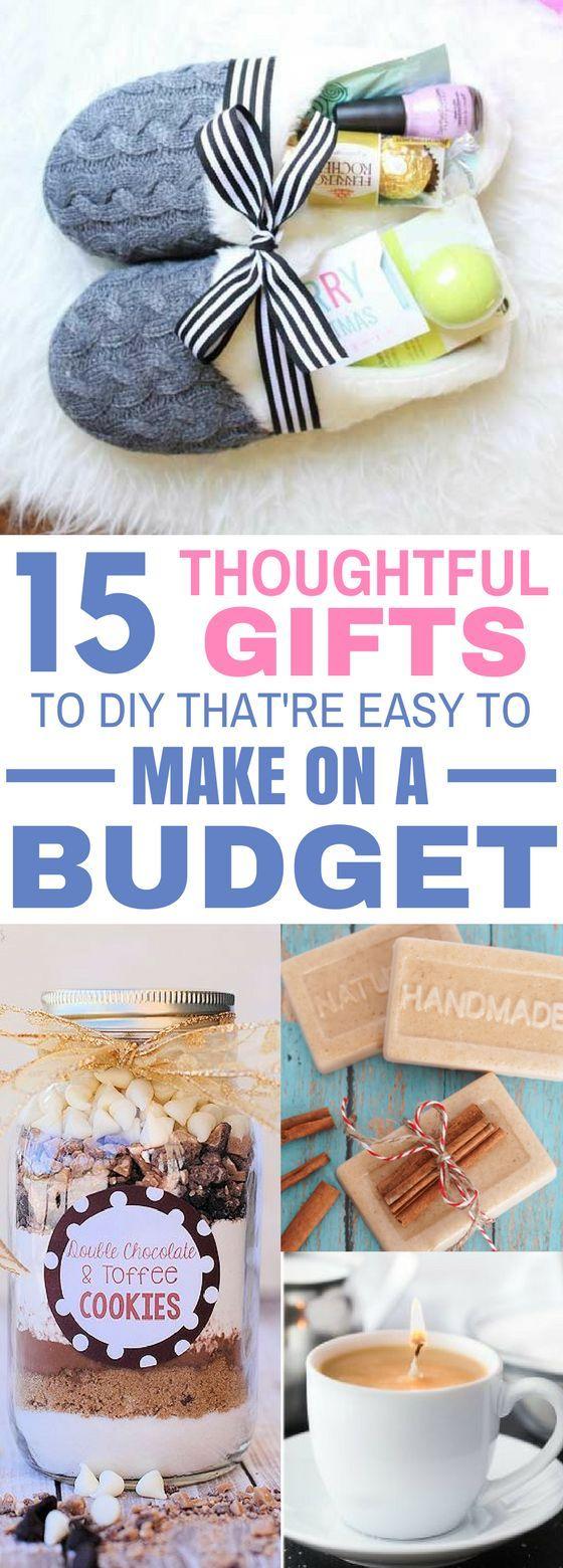 15 DIY Christmas Gifts Your Loved Ones Will Remember Forever | Gift ...