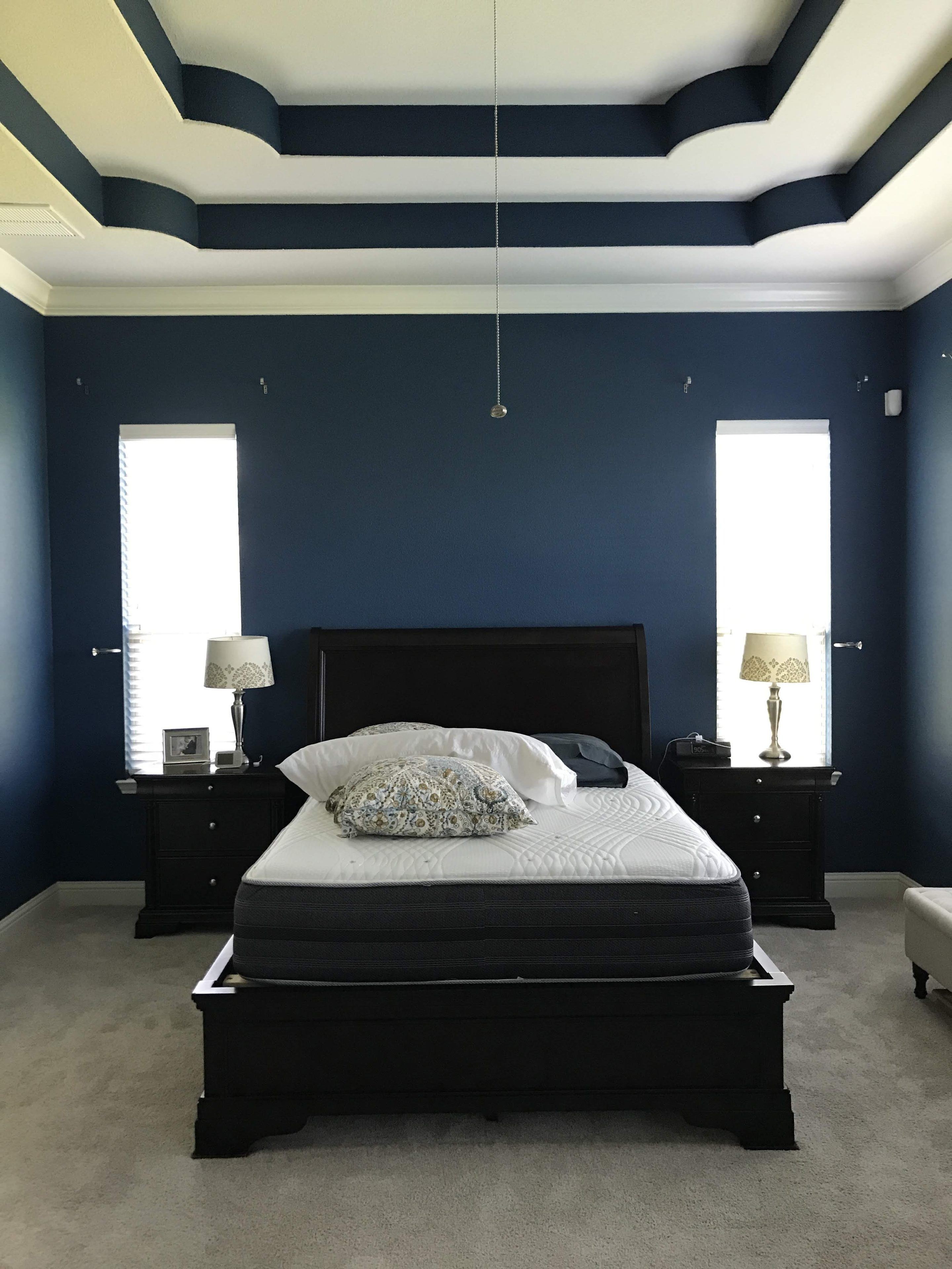Life Lately Tray Ceiling Bedroom Bedroom Paint Colors