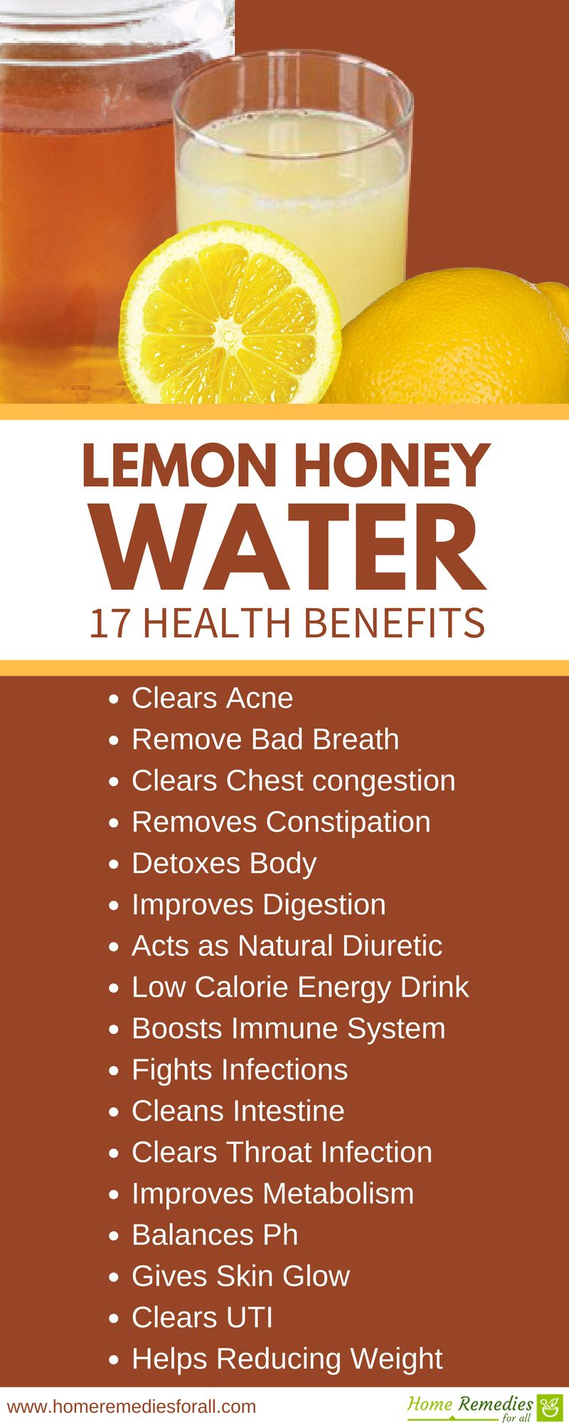 lemon honey water will not only make you feel energetic but