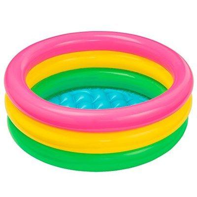Chollo en amazon espa a piscina hinchable intex sunset - Piscinas intex espana ...