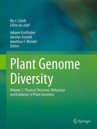 Plant Genome Diversity