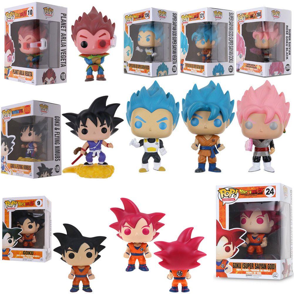 def8d79c571  9.99 - Hot! Blue Goku Blue Vegeta Exclusive Pop Dragon Ball Z Super ...