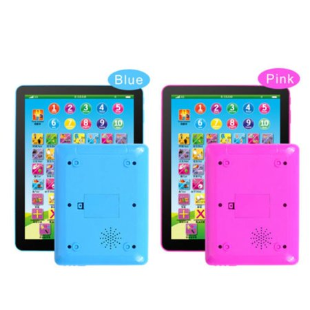 Baby Tablet Kids Pad Educational Toys For 1-6 Years Toddler Learning English