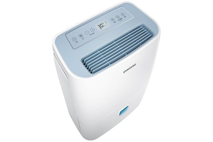 제습기 15 L Ay15h5013wqd 화이트 블루 Samsung 대한민국 Air Cleaner Dehumidifiers Cleaners