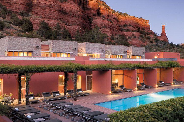 Mii Amo A Destination Spa In Sedona Arizona Luxurious