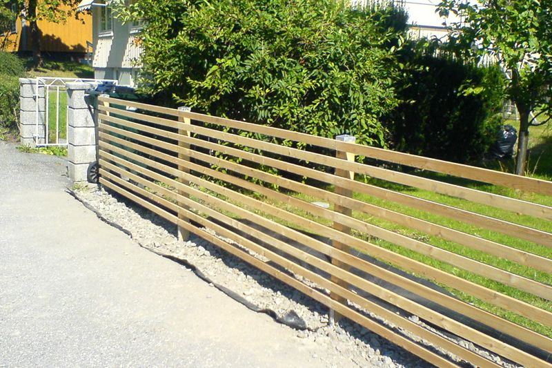 1000+ images about Staket on Pinterest | Modern fence, Google and ...