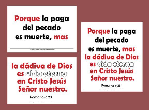 textos biblicos para evangelizar - Buscar con Google | Vida eterna ...