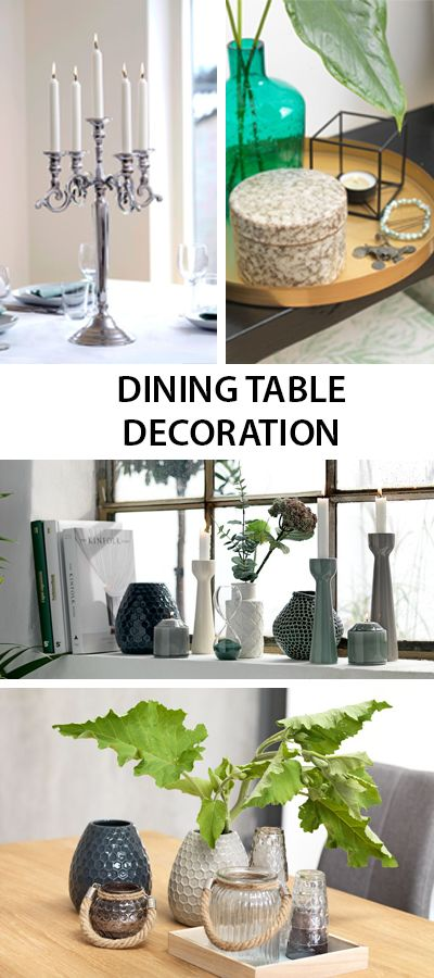 Dining Table Decoration Ideas How To Decorate A Dining Table When Not In Use Easy With Jysk Home Accessories From Home Accessories Dining Table Decor Decor