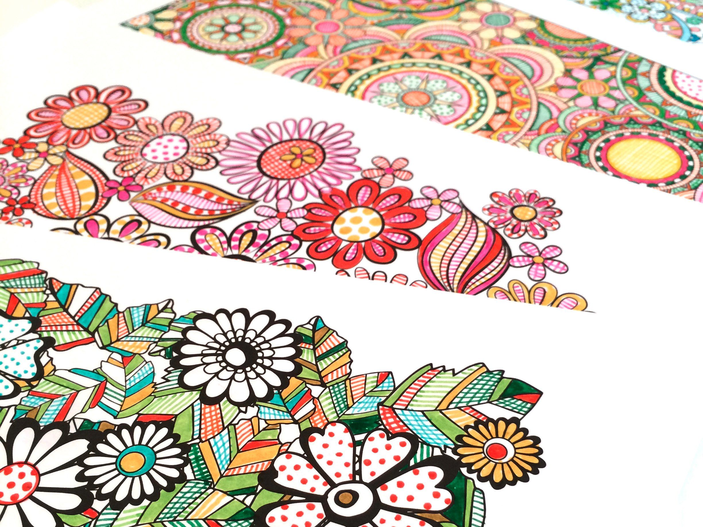 This woman is making a fortune selling coloring books for ...