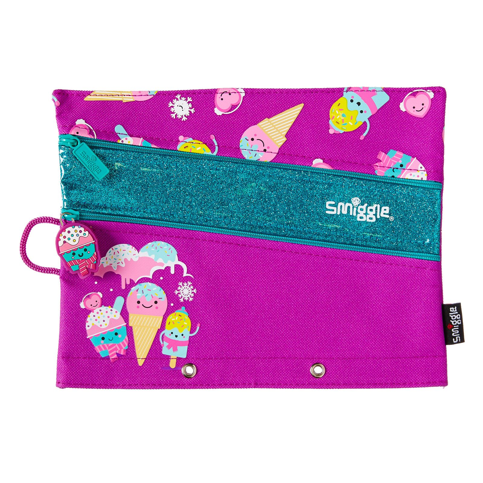 Image for Yums A5 Pencil Case from Smiggle UK Material