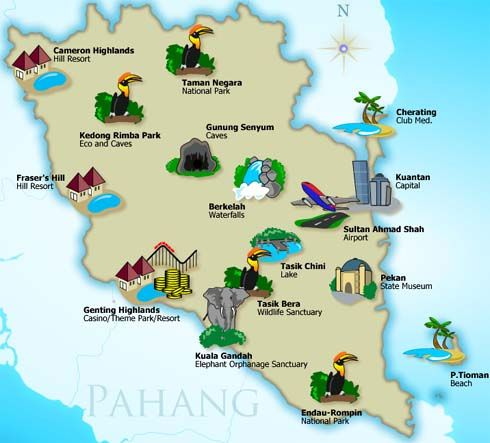 Map Of Genting Highland Malaysia Ask Com Image Search