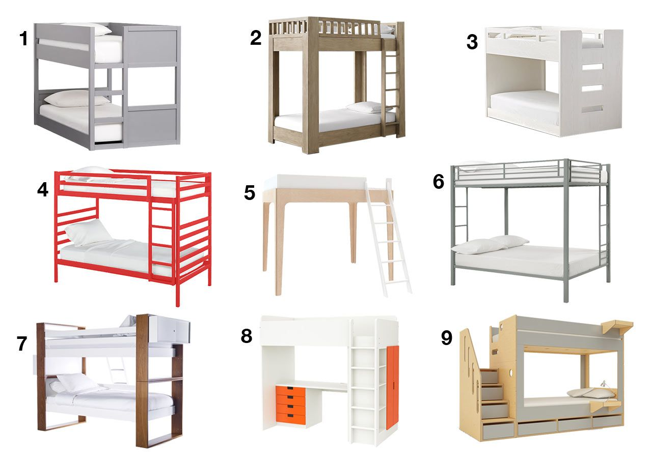 Best 9 Modern Bunk Beds That Will Bring Your Kids Sweet Dreams 400 x 300