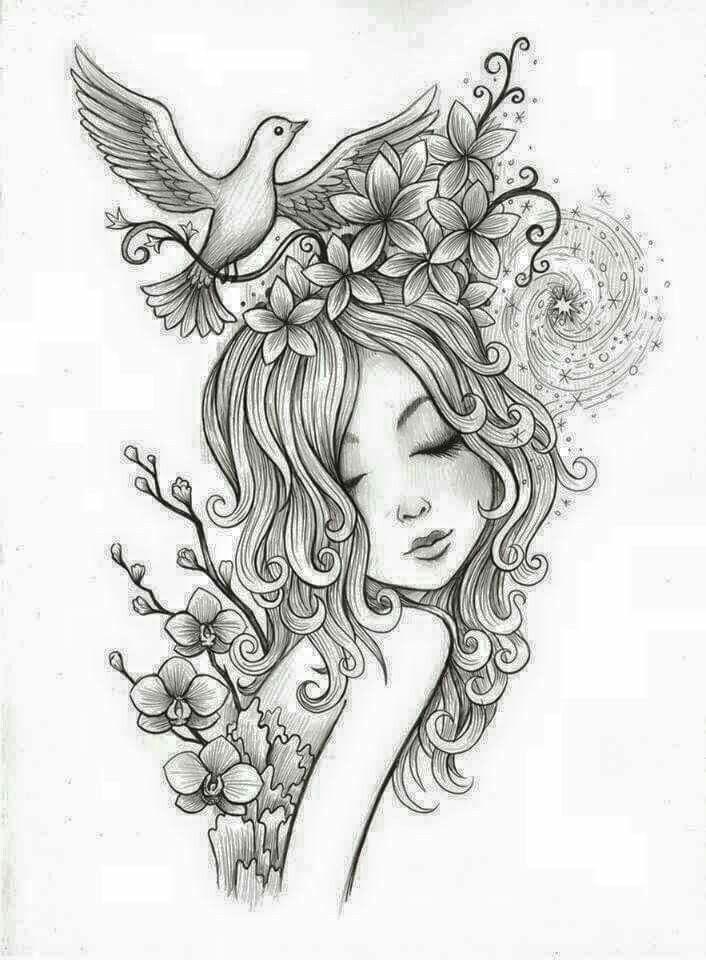 Pin de Eliana Villalobos en Páginas Para Colorear   Pinterest ...
