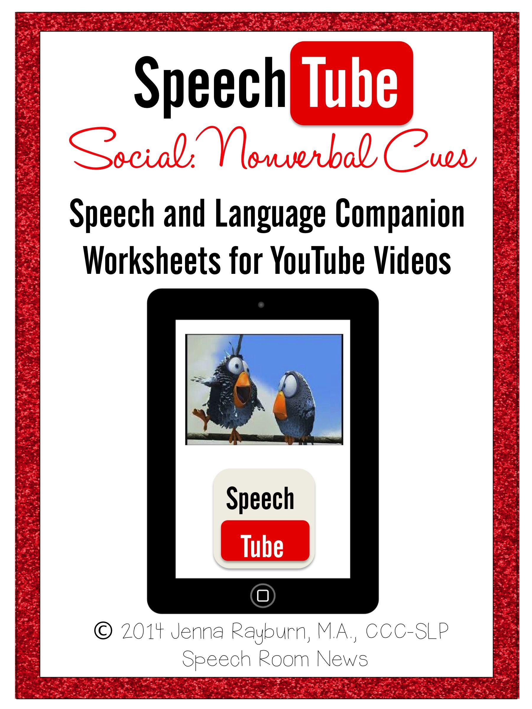 Speech Tube Nonverbal Social Skills