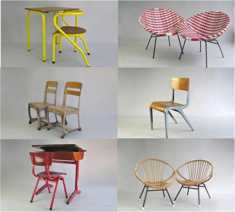vintage desks and cairs me like pinterest retro kids school - Vintage Children S Chairs. Antique Childrens Chair Antique Furniture