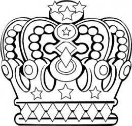 graphic regarding Crown Coloring Pages Printable referred to as Royal Marriage Colouring Webpages The Rascals Coloring webpages