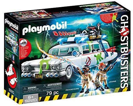 Ecto Jouets 9220 GhostbustersJeux 1 Et Playmobil ASqc5j34RL